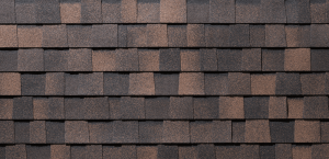 Everest Autumn Brown shingles