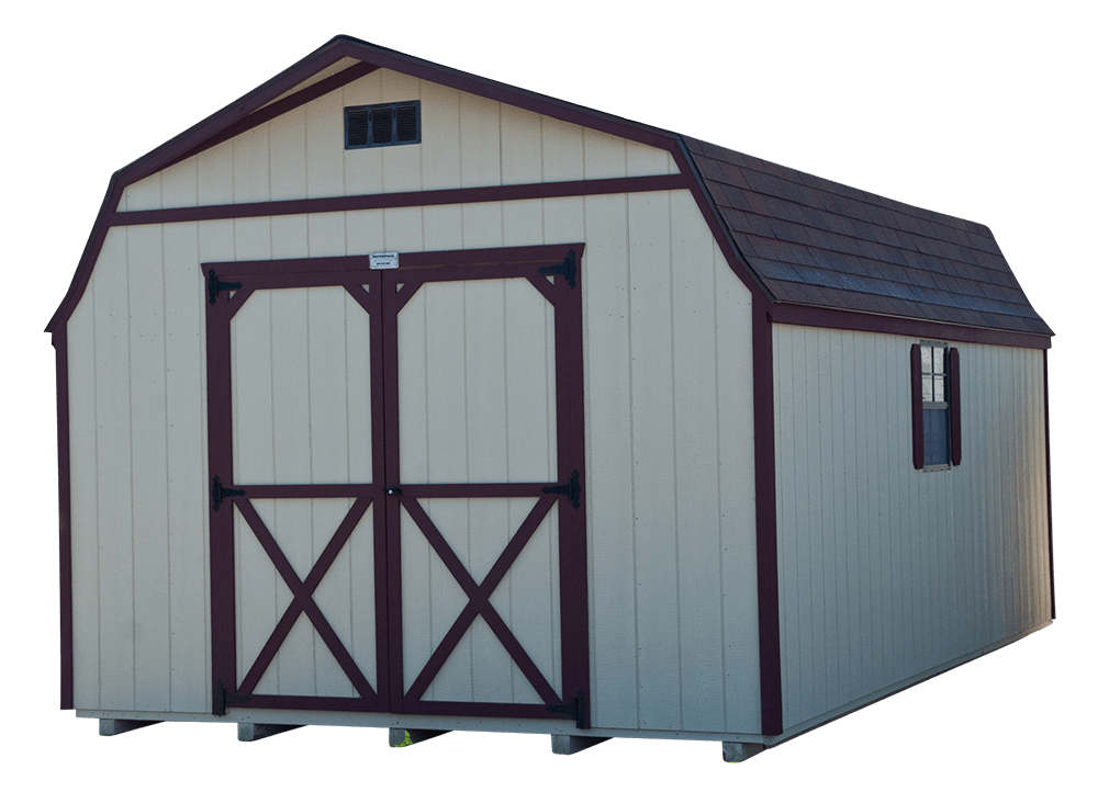 Gambrel Barn by Yoder Building Company